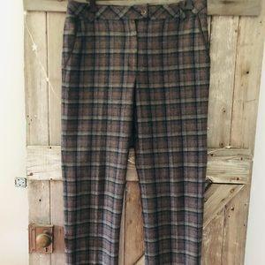 Pants - Wool Blend Pants